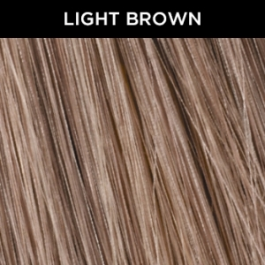 25G – Light Brown Hair Fibers
