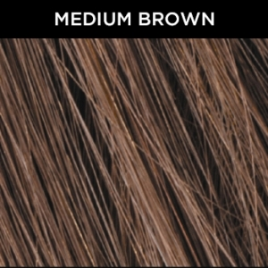 25G – Medium Brown Hair Fibers